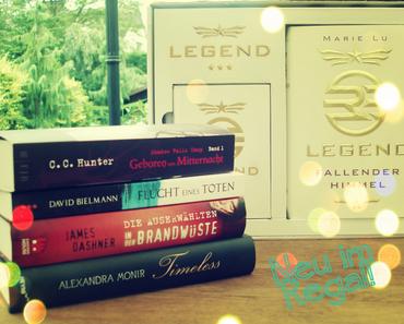 [Lesefutter] Wie ich um Mitternacht zur Legende wurde und trotzdem aus allen Himmeln fiel, als ein Toter aus der Brandwüste zu fliehen versuchte