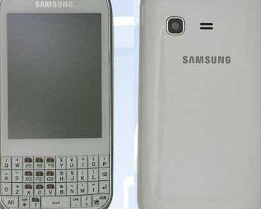 Samsung Galaxy Chat und Motorola Defy Pro: neue Smartphones mit QWERTZ-Tastatur