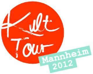 Lesung von DIE AUSWERTERIN auf der KultTour 2012 in Mannheim