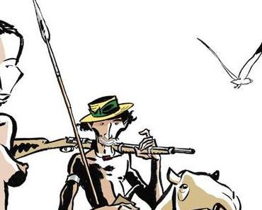 Comics & Literatur (1v3) - Chapeau, Herr Rimbaud