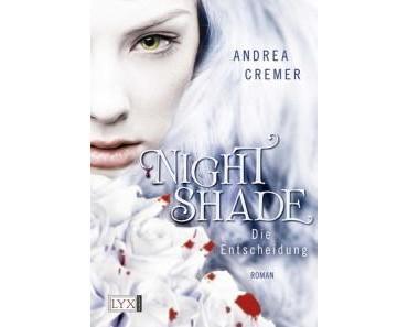 [Rezension] Nightshade – Die Entscheidung