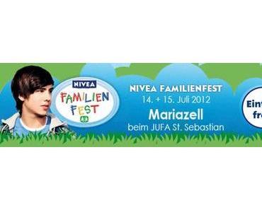 NIVEA Familienfest in Mariazell – Vorankündigung
