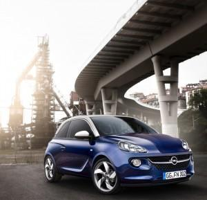 Opel Adam: Premiere auf dem Pariser Autosalon 2012 – Marktstart 2013
