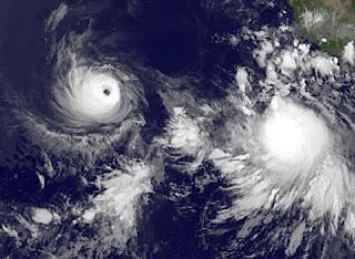 Tropischer Sturm FABIO wird wahrscheinlich kein Festland bedrohen