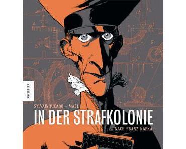 Comic & Literatur (3v3) - In der Strafkolonie