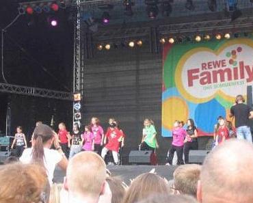 Das REWE Familienfest in Berlin