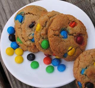 M&M;'s Cookies