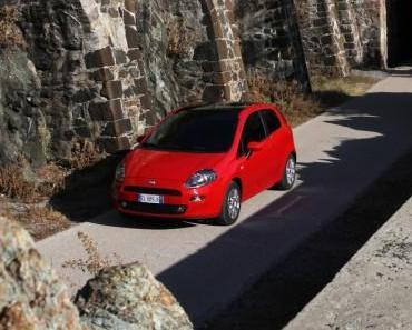 Fiat Punto More 1.2 8V