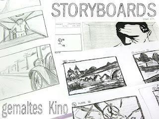 Ausstellung STORYBOARDS