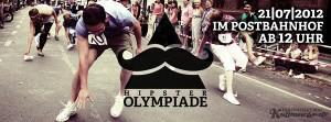 Event-Tip: Hipster Olympiade 2012 im Postbahnhof