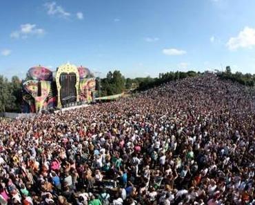 Milkshake Festival im Amsterdamer Westerpark