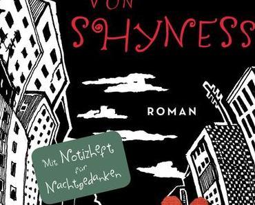 Rezension: Die Nacht von Shyness von Leanne Hall