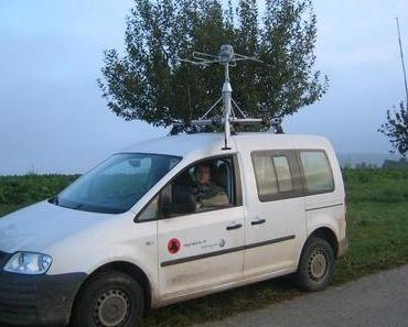 unbekanntes Fahrzeug? Steinkauz Forschungsprojekt!