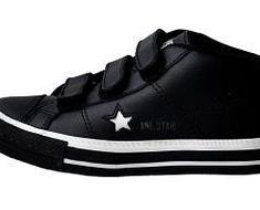 converse first star 818589 schwarz baby chucks. Black Bedroom Furniture Sets. Home Design Ideas