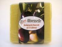 Strawberry Cream & Olivenseife