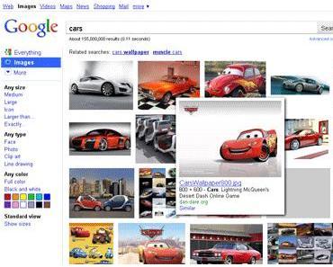 Google.comBilder-Suche
