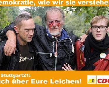 Stuttgart 21, Demokratie und Bürgerbeteiligung