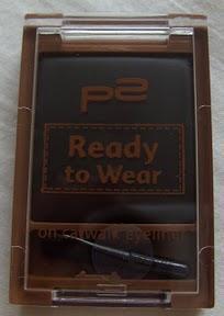 p2 Ready to Wear LE - Eyeliner + Kajal