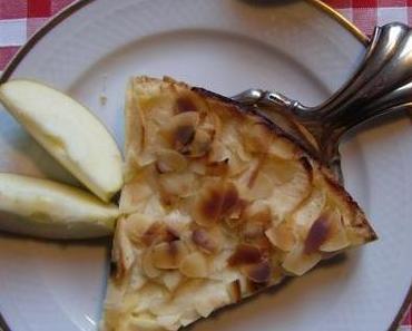 Rezept für eine köstliche Apfel Tarte