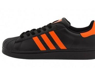 Adidas Originals Superstar 2 – schwarz/orange
