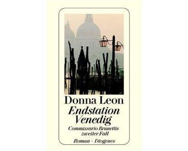 "Rezension ""Endstation Venedig"" von Donna Leon"