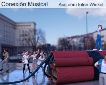 Conexión Musical: Aus dem toten Winkel [Eigenvertrieb] Das dreckige Dutzend beatbegleiteter Hiebe in die Magengrube.