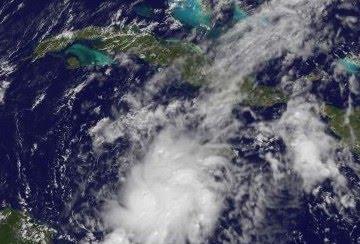 Atlantik aktuell: Tropensturm (potenziell Hurrikan) RICHARD bedroht Yucatán