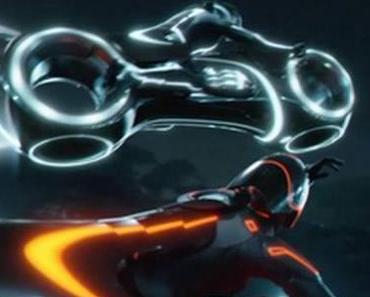 "Neuer Trailer zu ""TRON: Legacy"""