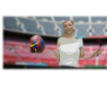 Hochzeitsfeier im Camp Nou mit dem Segen von Barça