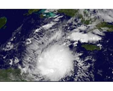 Tropensturm RICHARD aktuell: Honduras, Belize und Yucatán im Visier