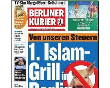 Neo-Nazis beim Sex und der 1. Islam-Grill