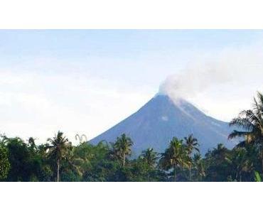 Indonesien: Folgt jetzt auch noch ein Vulkanausbruch?