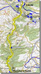 Der Wanderweg Lieserpfad