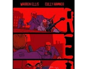 "Warren Ellis / Cully Hammer:"" Red"" [Panini]. Politisierter Tortureporn"