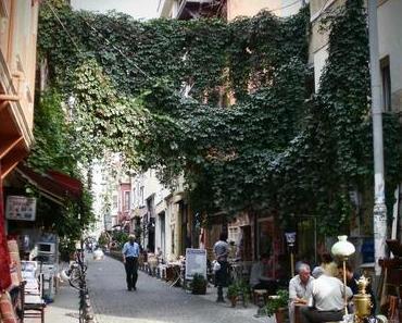 Briefe aus Istanbul: Bericht von neuem Autor