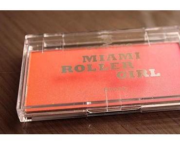 """Blush """"Dates on Skates"""" aus der """"Miami Roller Girl"""" LE von essence"""