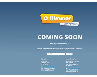 Flimmer.de – Kinotrailerplattform von Roland Emmerich & Marco Kreuzpaintner
