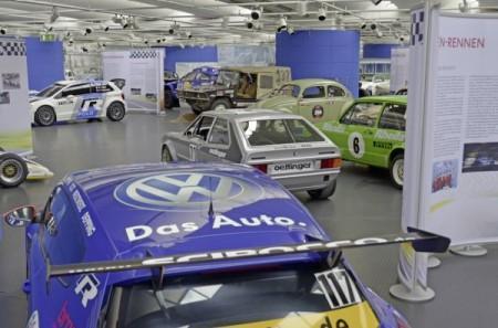 Motorsport mit VW im Automuseum