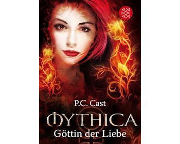 {Rezension} Mythica 1: Göttin der Liebe von P.C. Cast