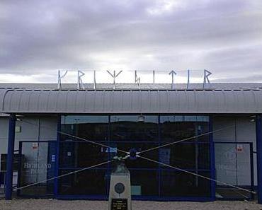 Fliegen wie die Wikinger: Kirkwall Airport auf den Orkneys