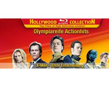 "Olympische Action: Filmreihe ""Hollywood Collection"" feuert Athleten mit olympiareifen Actionhits an"