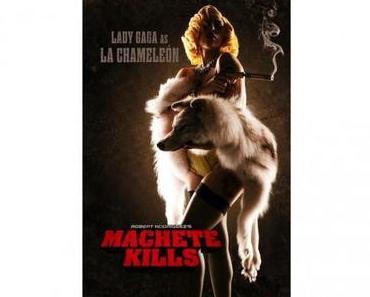 """Lady Gagas Schauspieldebüt in """"Machete Kills"""""""