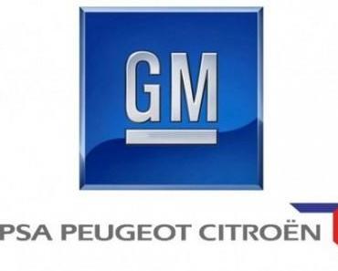 GM und PSA haben ihre Geheimnisse