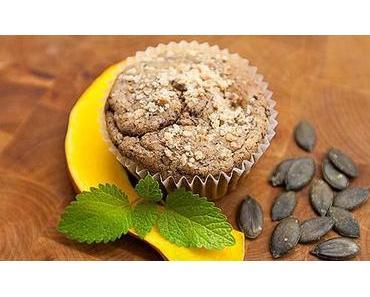 Kürbis-Muffin
