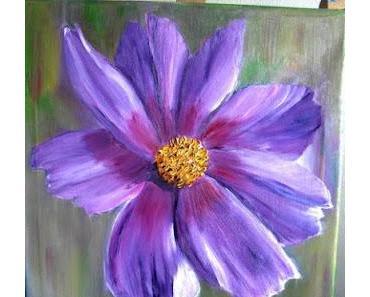 Neu eingestellte Artikel bei Blumenmalerei