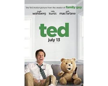 Knuddelbärchen oder auch Ted ♥
