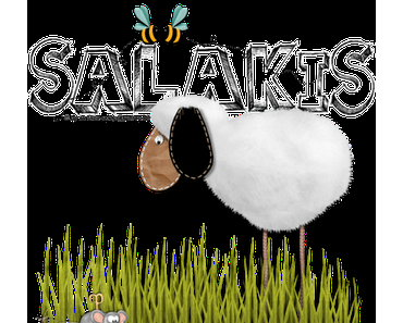 Salakis Schafskäse by brandnooz / Part 12 * Mediterrane Zucchini - Reis - Pfanne mit Feta