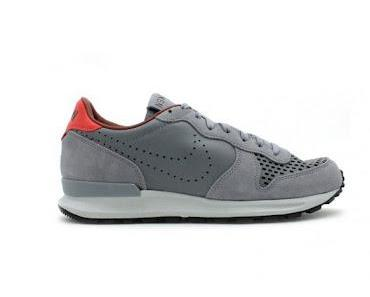 Nike Air Solstice Premium NSW Grau - Schwarz