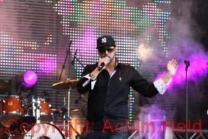 Mehrzad Marashi mit Big Soul beim Spektakulum Stadtfest Norderstedt