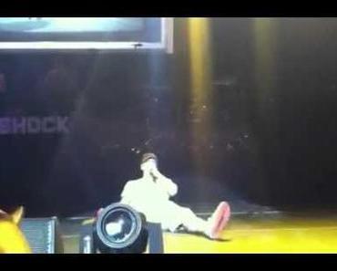 Eminem @ G-Shock 30th Anniversary Party